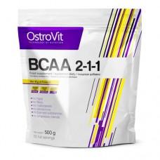 OstroVit BCAA 2-1-1 500g