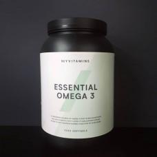 Myprotein Omega 3 1000caps