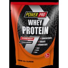 Power Pro Whey Protein 2000g