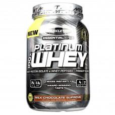 Platinum 100% Whey 907g