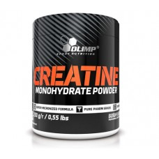 Creatine monohydrate powder 250