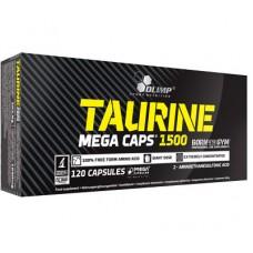 Taurine 1500 mega caps - 120caps