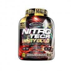 Muscle Tech Nitro-Tech Whey Gold 2,51kg