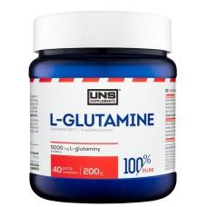 UNS L-Glutamine 200g