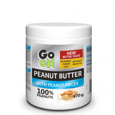 Go On Peanut Butter crunchy 470 g