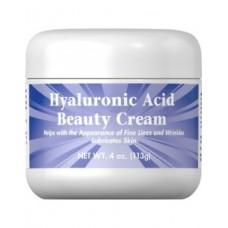 Puritan's Pride Hyaluronic Acid Beauty Cream 113 g