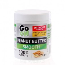 Go On Peanut Butter smooth 470 g