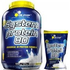 System Protein 80 2200g