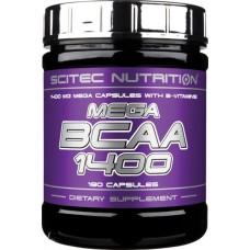 Mega BCAA 1400 - 180caps
