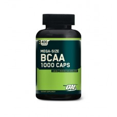 BCAA 1000 Caps 400caps