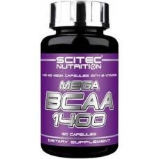 Mega BCAA 1400 - 90 caps