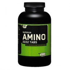 Superior Amino 2222 tabs 160 таб