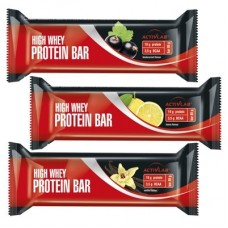 High Whey Protein Bar  80g