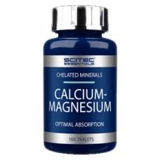 Calcium-Magnesium -100 tab