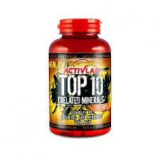 Top Ten  90 caps