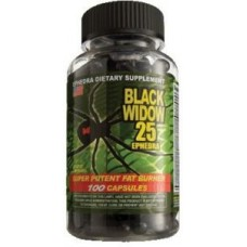 Cloma Pharma Black Spider 100caps