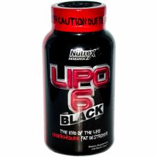 Lipo-6 Black - 240 caps