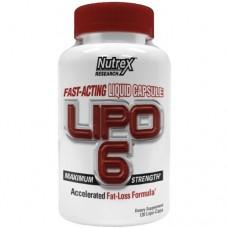 Lipo-6 - 120caps
