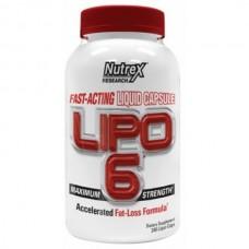 Lipo-6 - 240caps